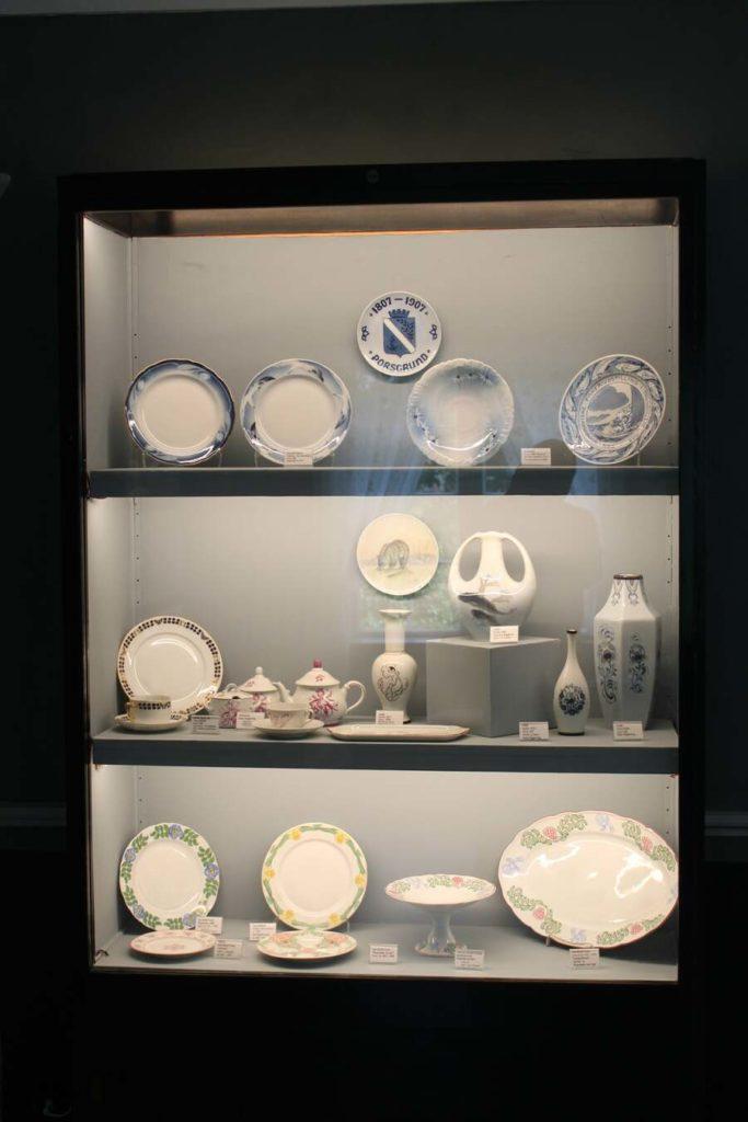 Toldboden Porselensmuseum - Porsgrunnsmuseene