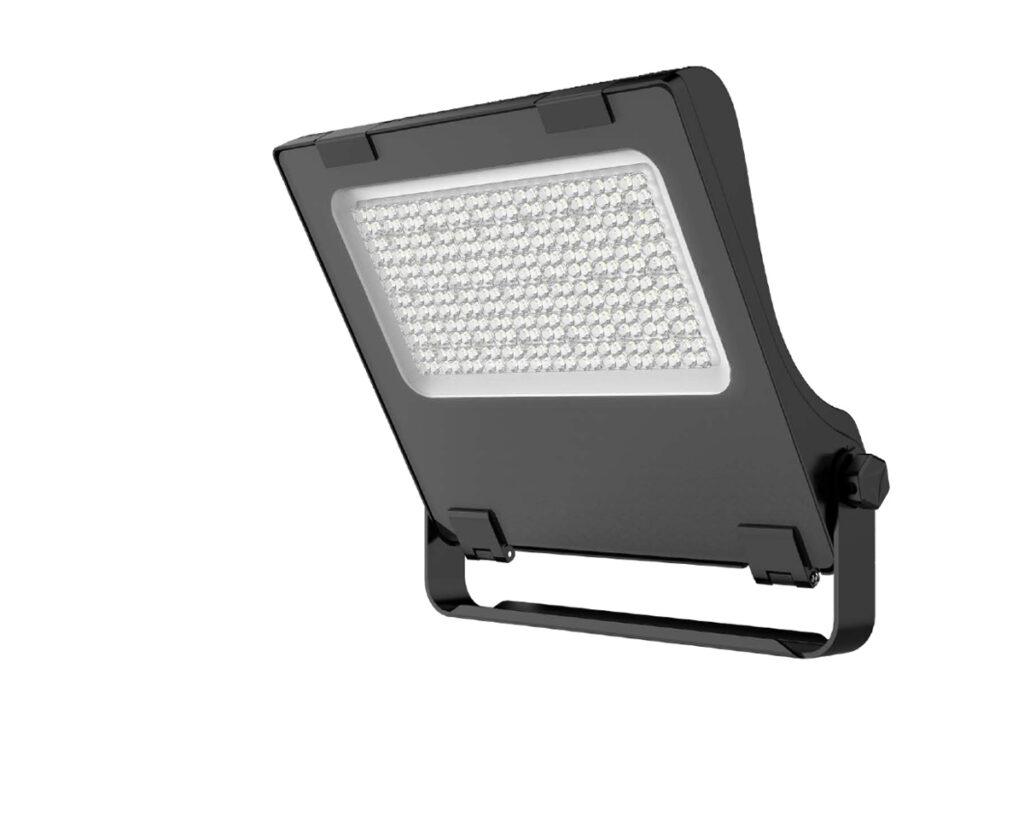 KWT LED-FLOMLYS ASYMMETRISK