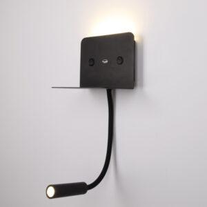 SAFIR LEDVEGGLAMPE USB 3W+6W