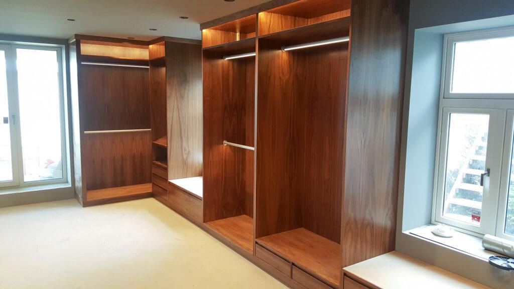 Privat garderobe